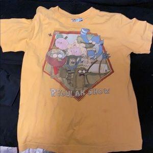 Old navy regular show t shirt